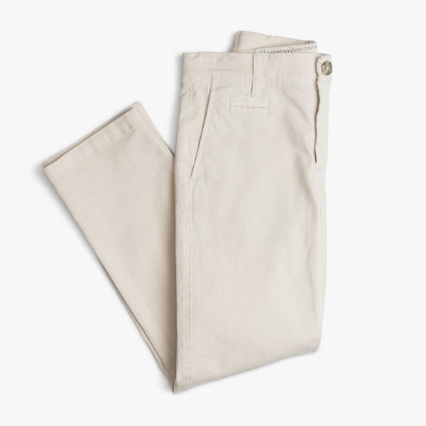PERRY GARMENT DYED STRETCH TWILL PANT