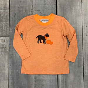 PUMPKIN BOY'S T-SHIRT
