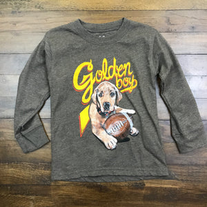 LS GOLDEN BOY TEE