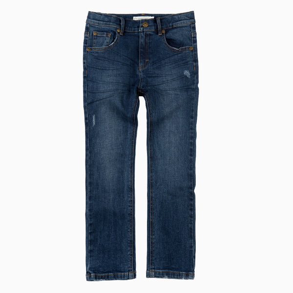 Slim Leg Denim