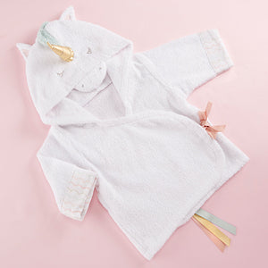 SIMPLY ENCHANTED UNICORN SPA ROBE
