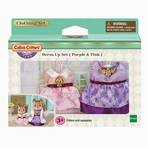DRESS UP PURPLE AND PINK - CC3030