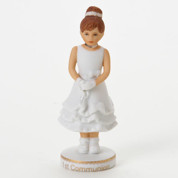 Growing up Girls- First Communion