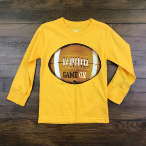 LS GAME ON FOOTBALL TEE