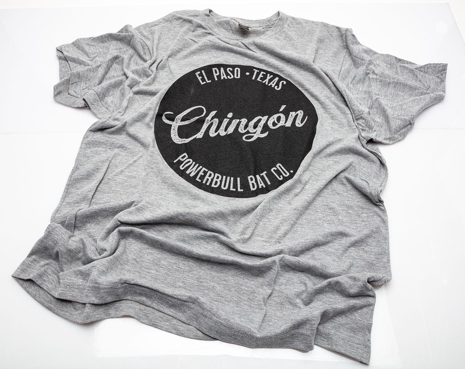 El Chingon Powerbull Bat Co. T-shirt