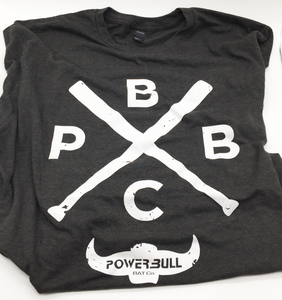 "PBBC - Powerbull Bat Co. ""Bat-X"" Tee"