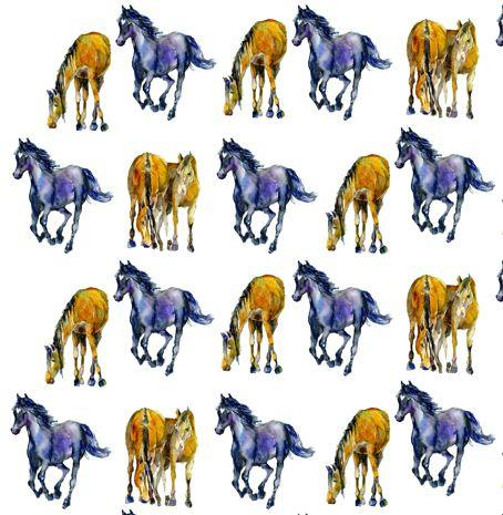 Horse Gift Wrap