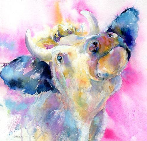 Original Watercolour Painting