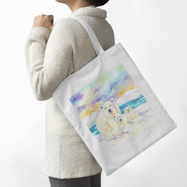 Polar Bear - Tote Bag