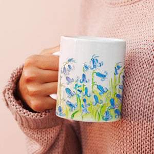 Bluebell, Flower - China Mug