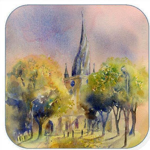 Chesterfield Crooked Spire  - Coaster
