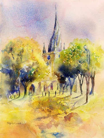 Chesterfield Spire  Print