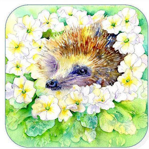 Hedgehog - Coaster
