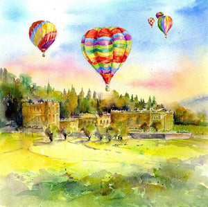 Landscape Chatsworth Print