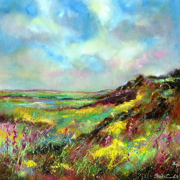 Peak District - Card-Sheila Gill Fine Art