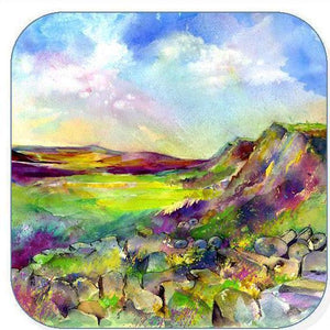 Win Hill, Derbyshire - Coaster