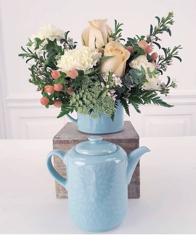 Tea for one- Pretty & Pastel