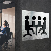 Load image into Gallery viewer, CONFERENCE ROOM SIGN
