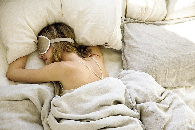 sleep on clean pillowcase keep hormones in check lower stress