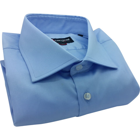 Men's Classic Light Blue Shirt