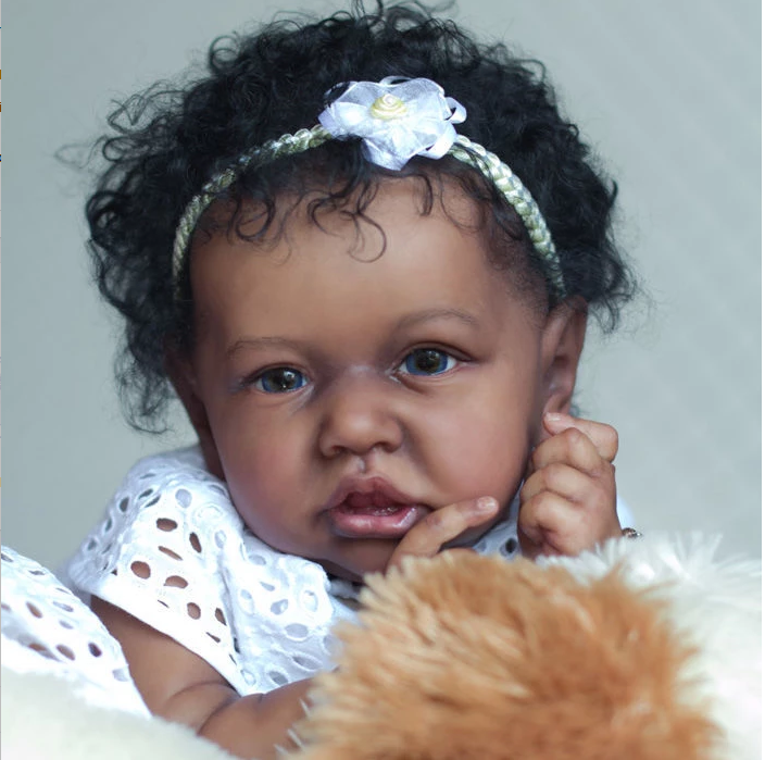 22'' Little Nyla Reborn Baby Doll Girl
