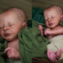 Load image into Gallery viewer, 17'' Ruiz Lifelike Reborn Baby Toy