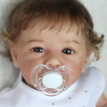 Load image into Gallery viewer, 22'' Little Aliyah Reborn Baby Doll Girl