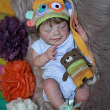 Load image into Gallery viewer, Realistic 20'' Little Lovely Ryker Reborn Baby Doll Boy - So Truly Lifelike Baby