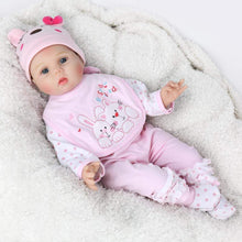 Load image into Gallery viewer, 22'' Little Queen : Reborn Baby Doll Girl - rebornbabygirl