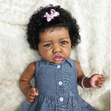 Load image into Gallery viewer, 22'' Little Bristol Reborn Baby Doll Girl
