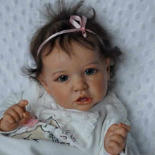 Load image into Gallery viewer, Real Life 22'' Little Cute Alina Reborn Baby Doll Girl