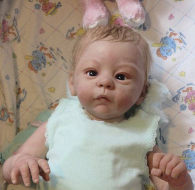 Realistic 21'' Janelle Reborn Baby Doll - Great for Baby Christmas Gifts 22'' Cloth Body Reborn Dolls reborndollsshop
