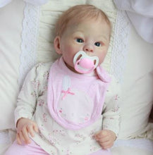 Load image into Gallery viewer, 21'' Lovely Elianna Reborn Baby Doll Girl- Great for Birthday Present 22'' Cloth Body Reborn Dolls reborndollsshop