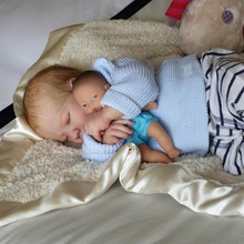 Load image into Gallery viewer, 19.5 '' Lewy Realistic Reborn Baby Boy