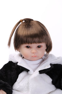16'' Little Briella Reborn Baby Doll - happybarbies