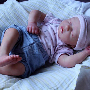 17'' Messiah Reborn Baby Doll - Realistic And Lifelike