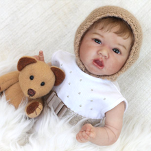 Load image into Gallery viewer, 22'' Little Cute Willow Reborn Baby Doll