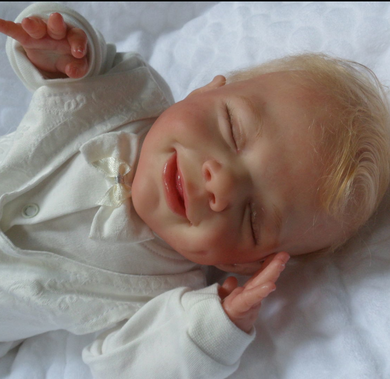 20'' Little Samuel  Reborn Baby Doll Boy - happybarbies