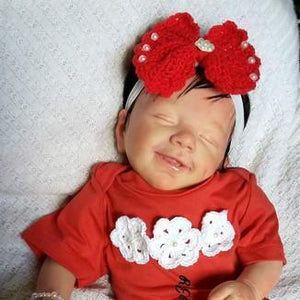 20'' Little Harrison Cute Reborn Baby Doll - happybarbies