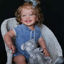 Load image into Gallery viewer, [Pre-Order] 20 '' Mila Truly Reborn Baby  Doll