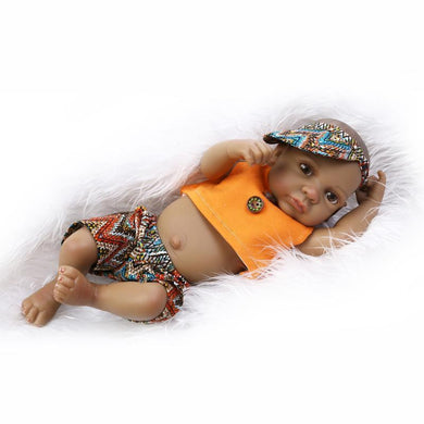 10 inch Little Summer Real Lifelike Baby Girl - happybarbies