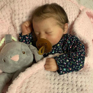 17'' Preston Reborn Baby Doll - Realistic And Lifelike