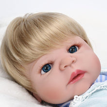 Load image into Gallery viewer, 22'' Little Frances Real Lifelike Baby Girl