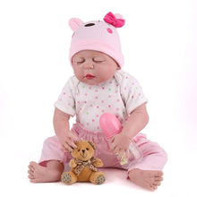 Load image into Gallery viewer, 22'' Little Selah Real Lifelike Baby Girl