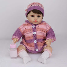 Load image into Gallery viewer, 16 inch Little Kimora Reborn Baby Doll Girl - happybarbies