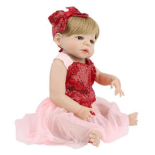 Load image into Gallery viewer, 22'' Little Kathryn Real Lifelike Baby Girl