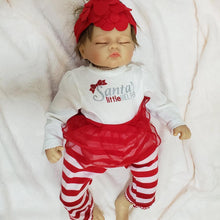 Load image into Gallery viewer, 22'' Little Charlie Reborn Baby Doll Girl