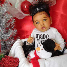Load image into Gallery viewer, 22'' Little Tracy Reborn Baby Doll Girl