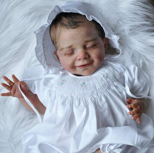 20'' Little Alison Reborn Baby Doll - happybarbies