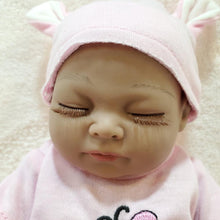 Load image into Gallery viewer, 10'' Little Esther Reborn Baby Doll Girl - happybarbies